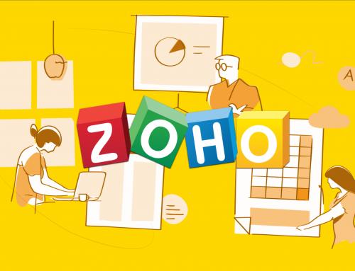 Aplicaciones / Soluciones Zoho para gestionar todo su negocio