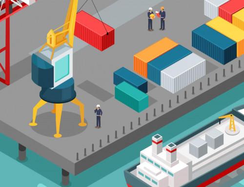 Automatización de Procesos en Terminal Portuario con Zoho Creator