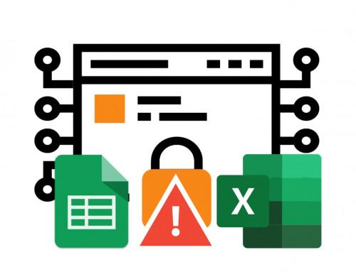 Deja las hojas de cálculo y mejora la seguridad de tus datos con aplicaciones personalizadas
